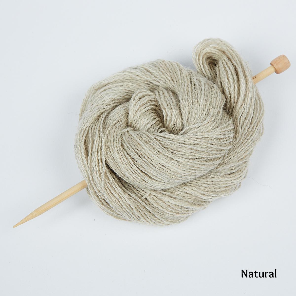 Merryweather Sweater Natural Grey